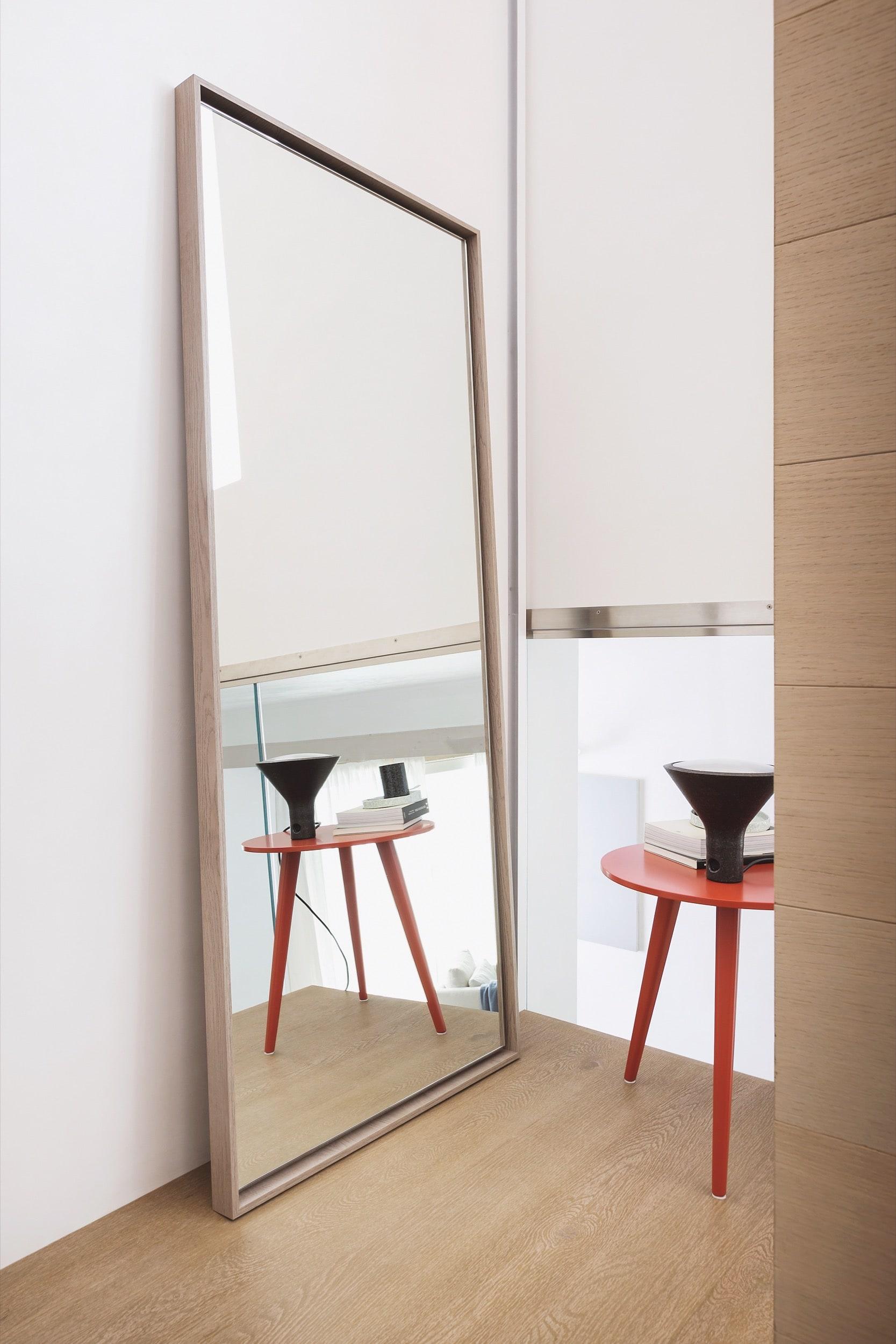 Pareti A Specchio Design odette, specchi di design   novamobili