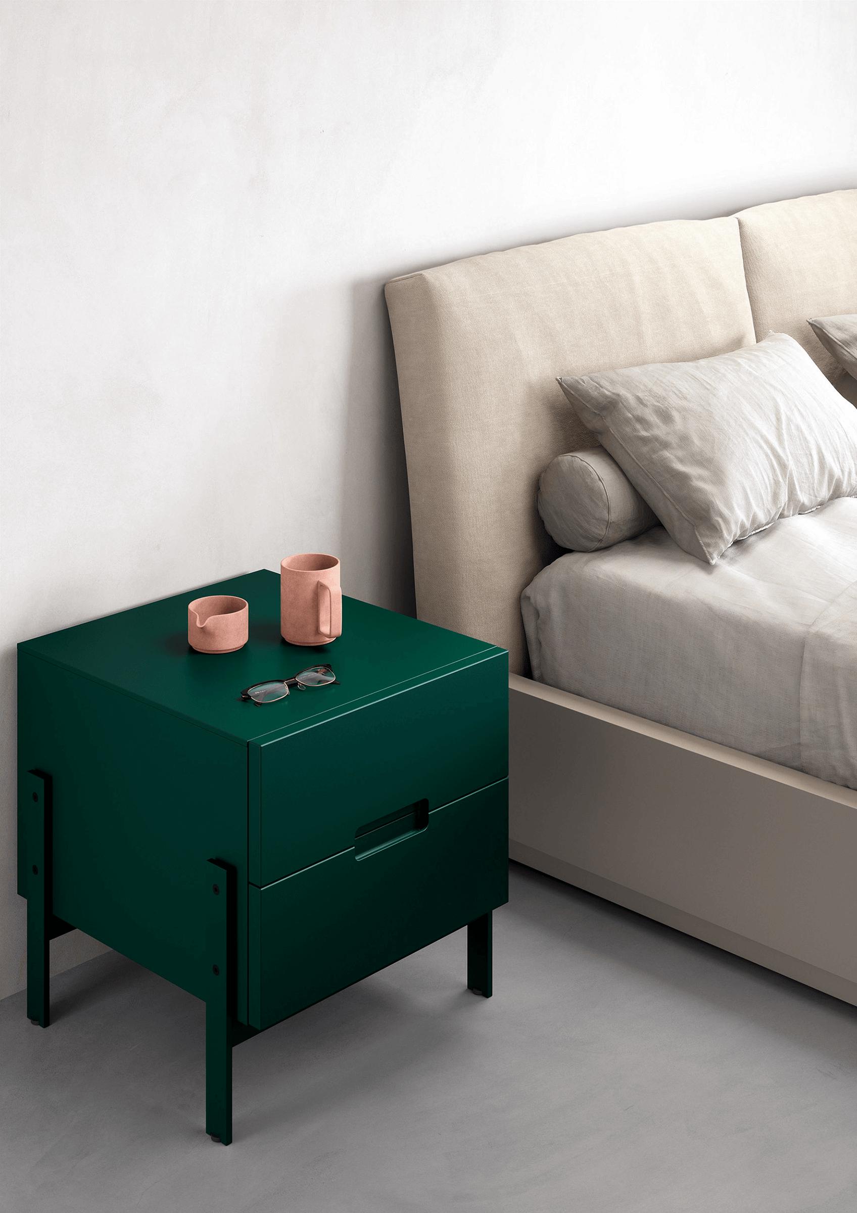 Enjoyable Nido Designer Beds Novamobili Uwap Interior Chair Design Uwaporg