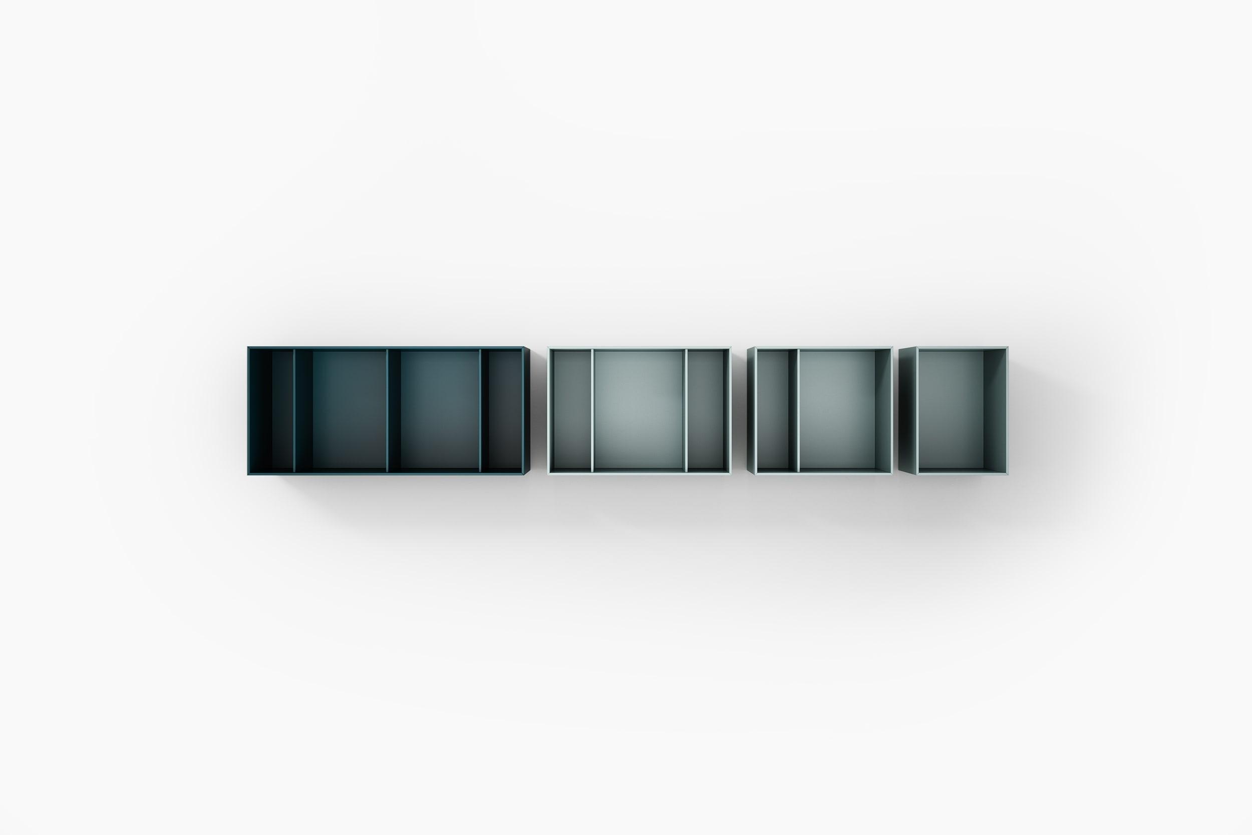 Casellari, Complementi per Soggiorno di Design | Novamobili