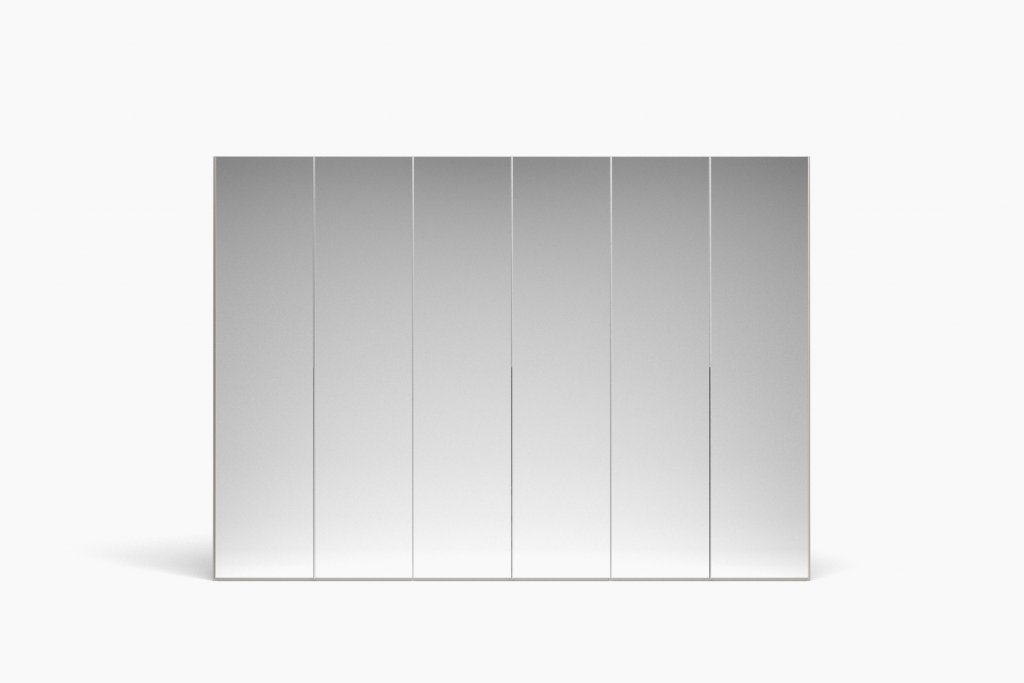 Hinged door Crystal