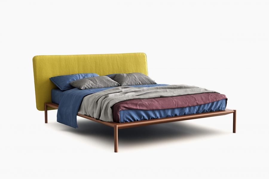 Arredamento Camera Da Letto Marrone : Arredamento zona notte: camere da letto moderne novamobili