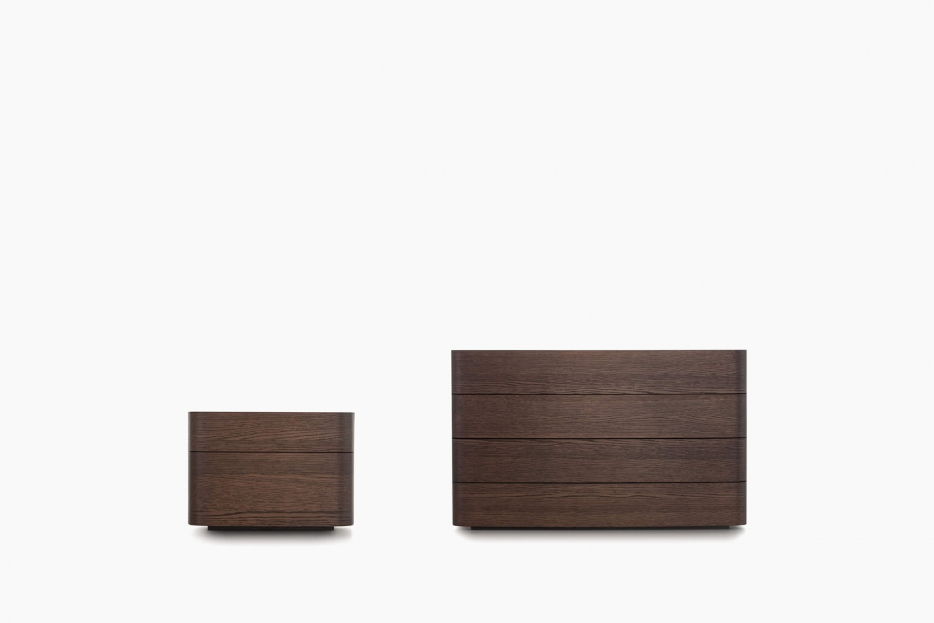 Drawer units and bedside tables Norman